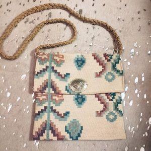 Vintage Kilim Crossbody Bag